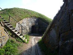 Another underground home