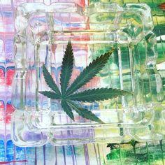 Real Cannabis Leaf Products. #higherconsciousness #high #colorado #cannabis #highlife #hightimes #greenleafchemistry #mmj #marijuana #art #glass by greenleafchemistry