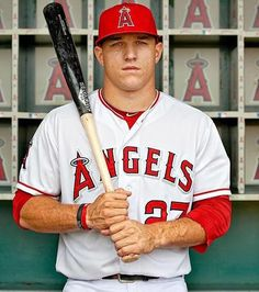 Mike Trout is an absolute beast and his Old Hickory wood bat is one of the best in the business. Swing what the pros swing and check it out today with free shipping at JustBats. Don't forget, we're here for you from click to hit!