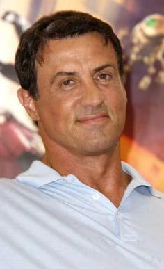 Sylvester Stallone......reverts back to Catholicism