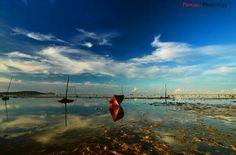 Reflection boat