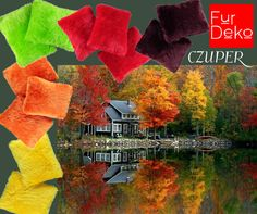 FurDeko lubi jesień... a Ty?  Poduszki CZUPER --> http://bit.ly/1BEDhsf. www.FurDeko.pl