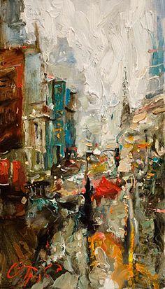 Oleg Trofimov [Олег Трофимов] 1962 ~ pintor impresionista ruso | Tutt'Art @ | * Pittura Scultura * Poesia * Musica |