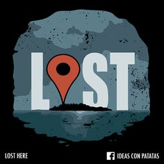 If the people of Lost could have shared their location the serie would be much shorter!