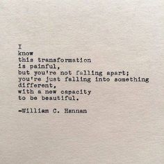 Sometimes our breakthroughs comes through a breakdown.