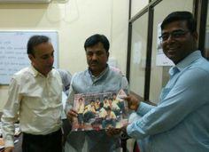 Mr Babanrao Lonikar, Water supply and sanitation minister has visited Annamrita Aurangabad kitchen...