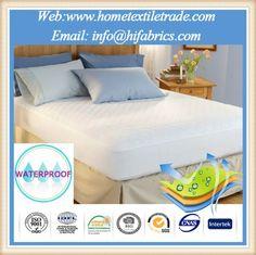 Sleep Comfort Waterproof Mattress Protector