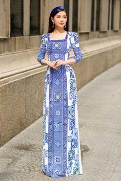 Diễm Trang Long Dress Fashion, Indian Fashion Dresses, Indian Designer Outfits, Muslim Fashion, Designer Dresses, Fashion Outfits, Kurta Designs, Blouse Designs, Wedding Robe