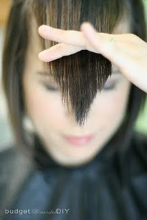 How to cut bangs like Nick Arojo :) Cut Side Bangs, How To Cut Bangs, Diy Side Swept Bangs, Swoop Bangs, Hairstyles With Bangs, Diy Hairstyles, Pretty Hairstyles, Wedding Hairstyles, Homecoming Hairstyles