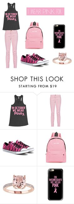 """""""Untitled #357"""" by kleopatra92 ❤ liked on Polyvore featuring Current/Elliott, Converse, Casetify and IWearPinkFor"""