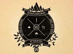 modern family crest - Google Search