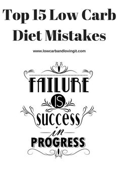 Familiarise yourself with these low carb diet mistakes so you can avoid them like the plague and succeed in your weight loss journey.