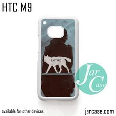 Game of Thrones Jon Snow - Z Phone Case for HTC One M9 case and other HTC Devices