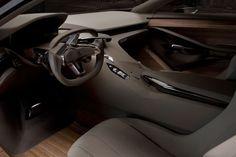 Peugeot HX1 Concept Interior