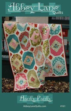 Hanky Panky  #161 - Abbey Lane Quilts