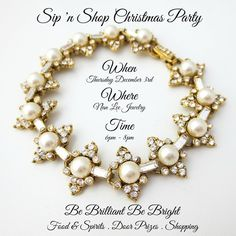 Nan Lee Jewelry Christmas Party