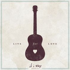 A heart is nothing without the beat. | If I Stay