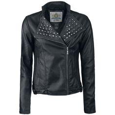 Modena - Chaqueta Mujer por Gazoz - Número Artículo: 282966 - desde 74,99 € - EMP tienda online de Camisetas, Merchandise, Rock, Heavy Metal...