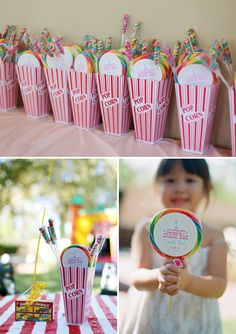 Audrey's Pretty Pastel Birthday Party - On to Baby