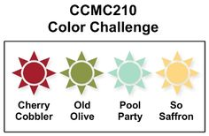 Stampin Up Color Combo