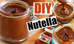 Creamy Rich Sugar-Free Homemade Nutella In Seconds