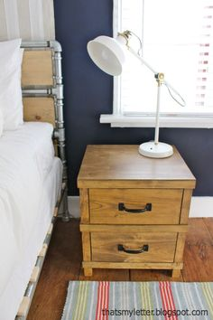 Ana White | Build a Owens Nightstand | Free and Easy DIY Project and Furniture Plans
