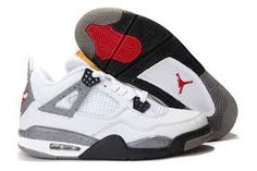 low cost 2e170 851c8 Buy Norway Nike Air Jordan Iv 4 Cemenst Retro Mens Shoes Chicago Bulls  White Big Discount from Reliable Norway Nike Air Jordan Iv 4 Cemenst Retro  Mens Shoes ...