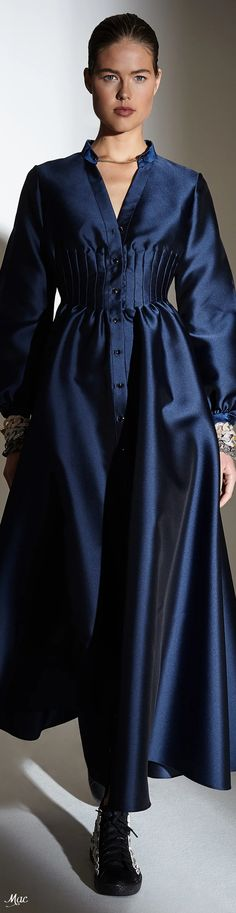 Spring 2021 RTW Alexis Mabille Alexis Mabille, Couture Fashion, Style Icons, Womens Fashion, Fashion Trends, Navy, Closets, Spring, How To Wear