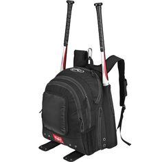 Rawlings Baseball Backpack - Black