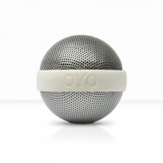 decovry.com - OYO by BERNHARD BURKARD | Ballo Bluetooth Speaker | Wit