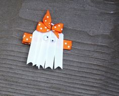 etsy - ghost clip