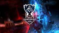 Worlds Collide: The Final 2015 League of Legends World Championship Music: Nicki Taylor League Of Legends Music, League Of Legends Poster, Championship League, World Championship, Cool Pictures, Darth Vader, Neon Signs, Seasons, Youtube