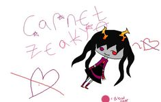 yep a fantroll i made, she has been revamped a lot with the horns
