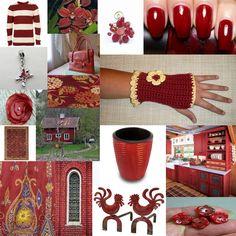 Falu Red