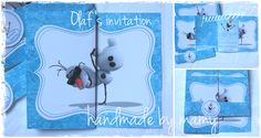olaf invitation
