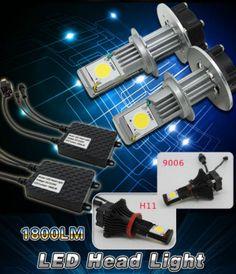 LED headlight bulbs. Hot new product