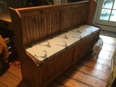Stag bench