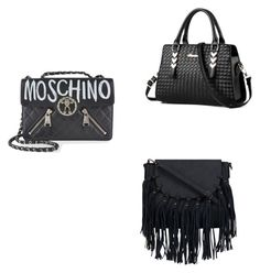"""""""Bags"""" by jasmin-baja ❤ liked on Polyvore featuring Moschino"""