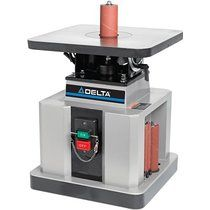 #9 Delta Woodworking 31-483 Heavy-Duty Oscillating Bench Spindle Sander, 1/2-HP, 115-volt