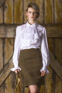 Tailored Skirt (Fiddich Tweed) Short & Long lengths