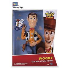 Talking Action Figure - Woody