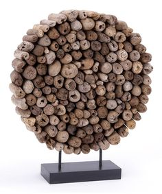 Take a look at this Tabletop Driftwood Sculpture on zulily today!