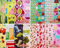 fabric patterns <3