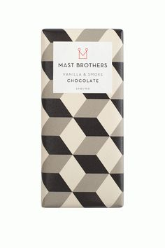// All of the Mast Brothers' current varieties.
