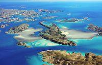 Aerial view of Turtle Reef | Kimberley Stock Photos - Broome, Western Australia