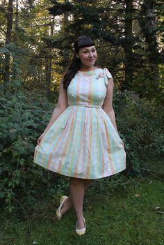the soubrette brunette: Girl Squad: Tea Time Style