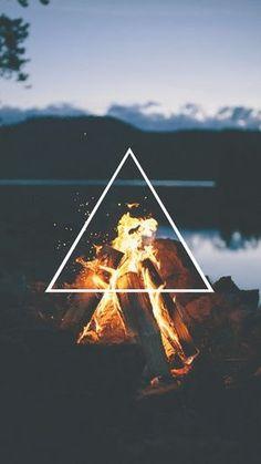 Camp fire goal