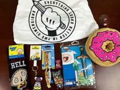 My Geek Box August 2015 Subscription Box Review - http://hellosubscription.com/2015/09/geek-box-august-2015-subscription-box-review/ #MyGeekBox