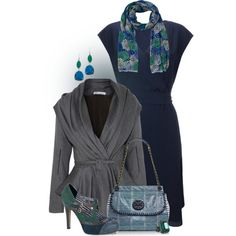 AllWrappedUp, created by hollyhalverson on Polyvore