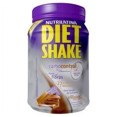 Diet Shake Carbocontrol 400g - Proteína | Nutrilatina Diet Shake